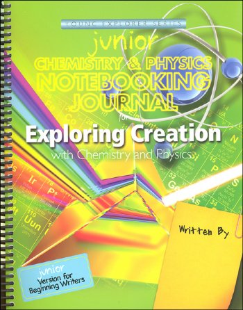 Chemistry/Physics Jr. Notbooking Journal AP