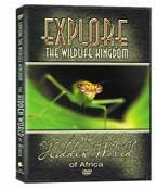 Explore DVD - Hidden World Afr