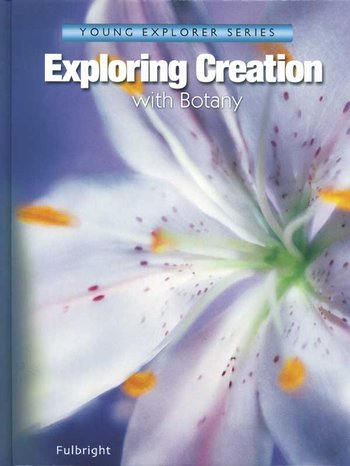 Botany - Exploring Creation book