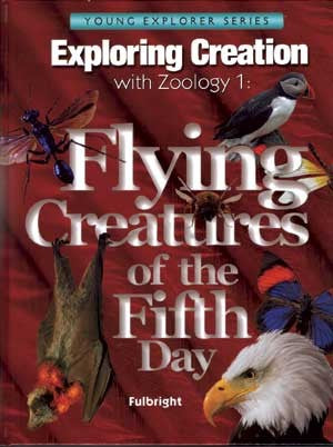 Zoology 1 -Exploring Creation book