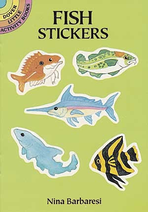 *Fish Stickers-sd
