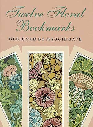 *Bookmarks Floral-sd