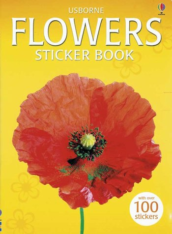 DISCONTINUED Flowers Sticker