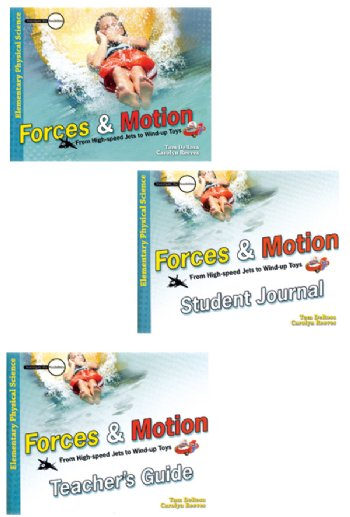 Forces & Motion - Set of 3