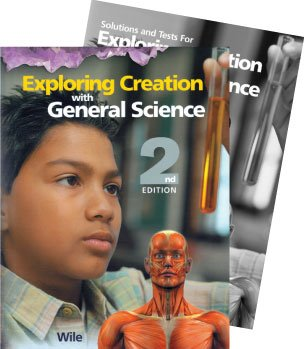 General Science-Textbook & Sol