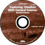 Audio CD - General Science