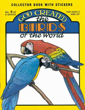 Birds-God Created Series
