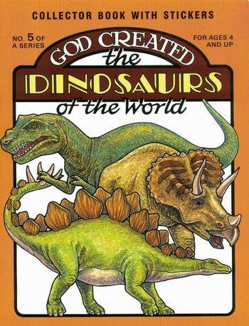 Dinosaurs-God Created Series