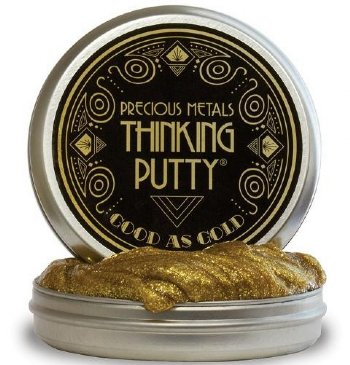Thinking Putty Good as Gold