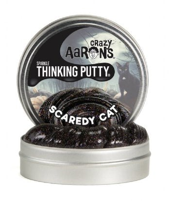 Scaredy Cat Thinking Putty