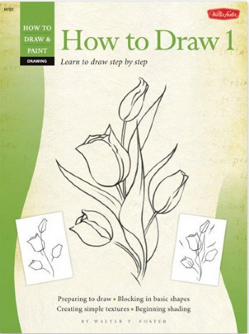 How to Draw 1 -Step by Step