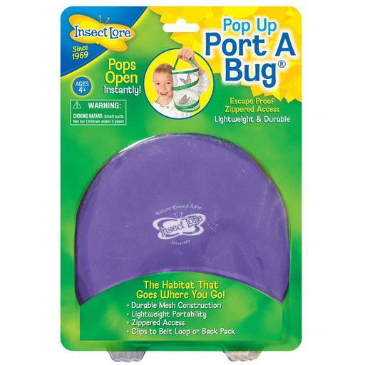 Pop Up Port-A-Bug