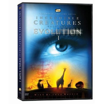 Incredible Creatures DVD-Vol 1