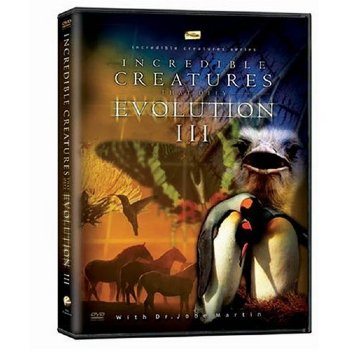 Incredible Creatures DVD-Vol 3
