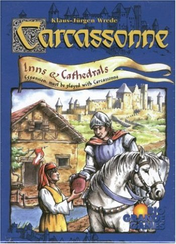 Carcassonne - Inns & Cathedral