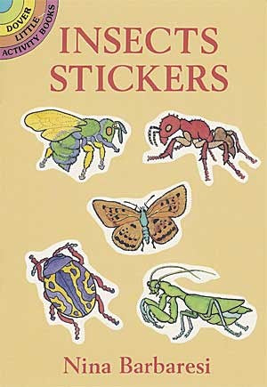 *Insect Stickers-sd