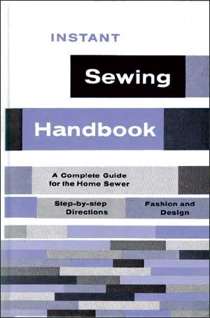 Instant Sewing Book