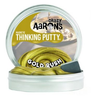 Gold Rush Thinking Putty