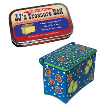 Treasure Box Kit, JJ's