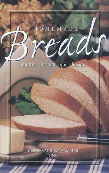 Breads - Cooking Booklet