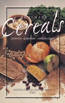 Cereals - Cooking Booklet