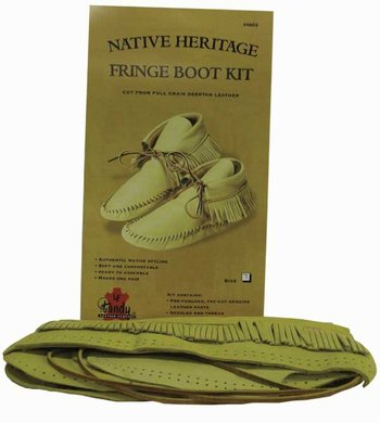 Native Heritage Boot Kit - 11