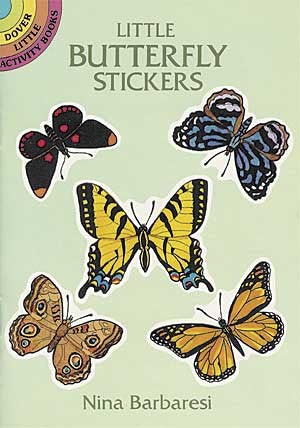 *Butterfly Stickers-sd