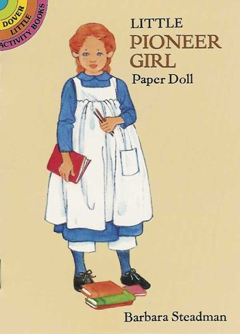*Pioneer Girl Paper Doll-sd