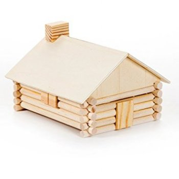 Log Cabin wood kit