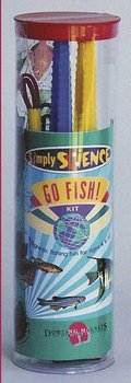 Go Fish Magnet Game
