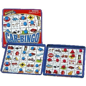 Magnet Game Tin - Bingo