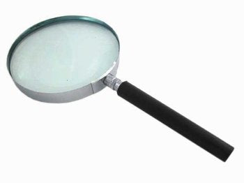 "4"" Magnifying Glass"