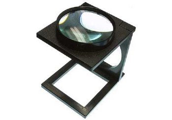 Folding Magnifier Stand