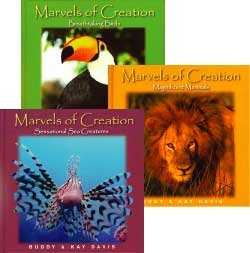 Marvels of Creation (Set of 3)