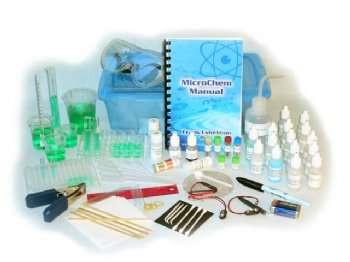 MicroChem experiment Lab Kit