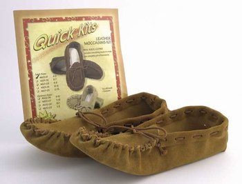 Moccasins - Adult size 10-11