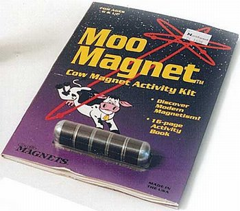 Moo Magnet  Activity Kit
