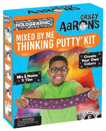 Holographic Thinking Putty Kit