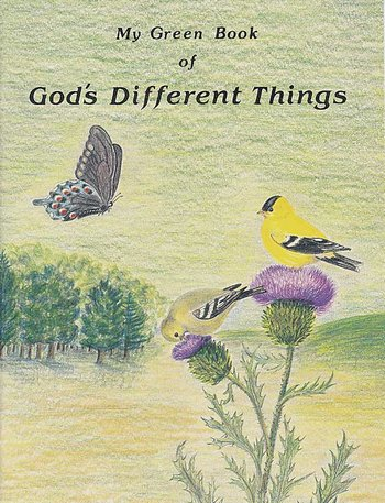 *God's Different Things Green