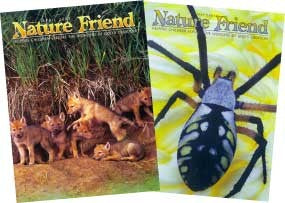 2-Nature Friend Sample Copies