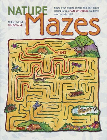 Nature Mazes - NFM series