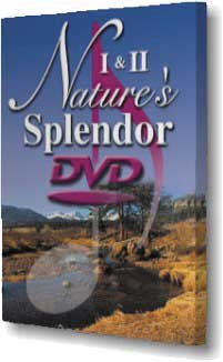 Natures Splendor 1 & 2 DVD