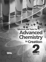 Advanced Chemistry - Solutions