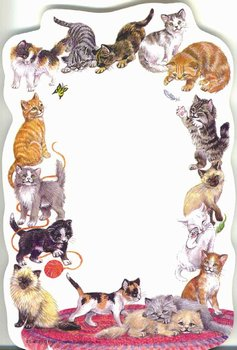 Kittens - Note Pad