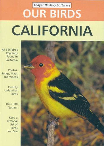 Our Birds CDs - California