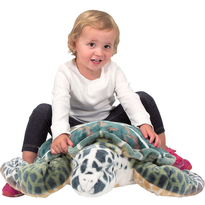 Sea Turtle Giant Stuffed Animal