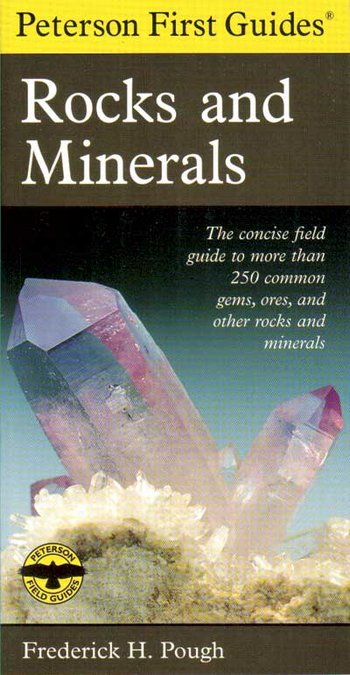 Rocks & Minerals 1st Guide