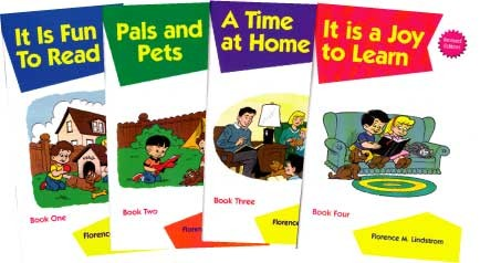 C. L. Phonics Readers-Set of 4