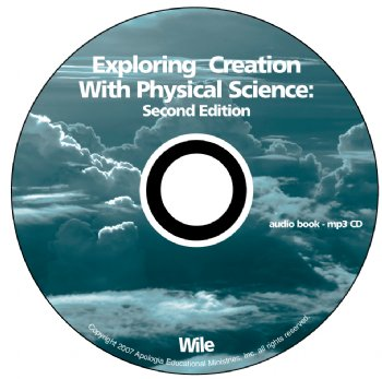 Audio CD - Physical Science