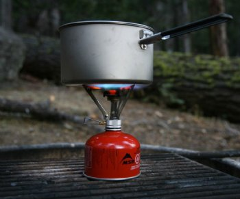 PocketRocket Stove